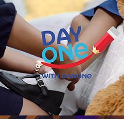 DANONE Dayone campaign