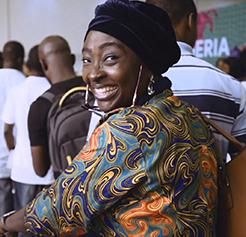 GOOGLE for Nigeria event